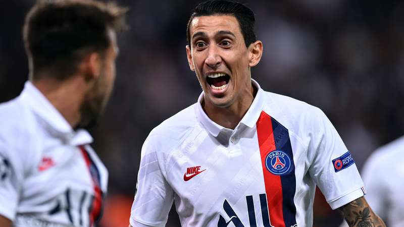 OGC Nice 1-4 PSG, Di Maria scores double, Mbappe returns and score, more about the game