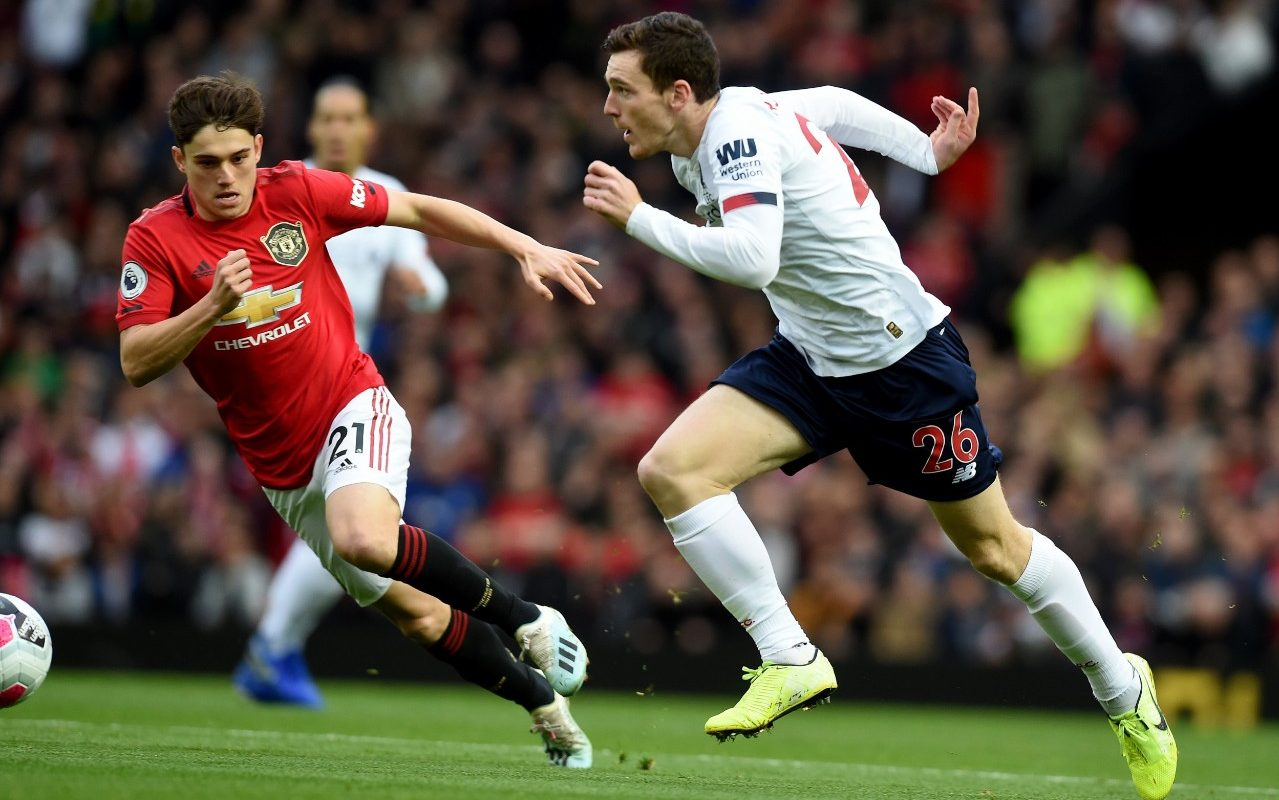 Manchester United 1-1 Liverpool, more about the game