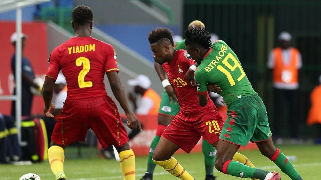 Ghana eliminated from 2020 CHAN qualifiers after failing to beat Burkina in return leg