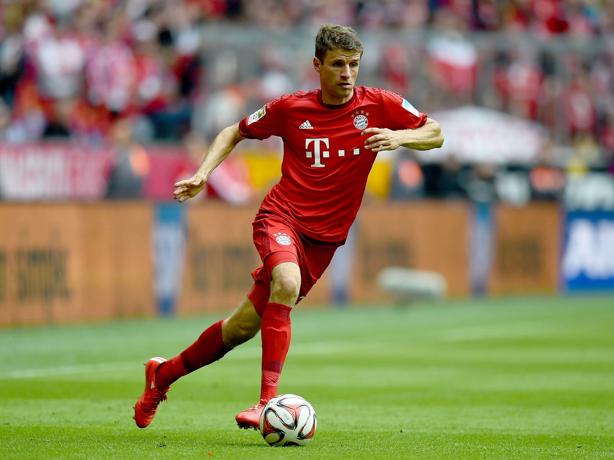 EXCLUSIVE: Thomas Muller planning to leave Bayern in January, Manchester United interested