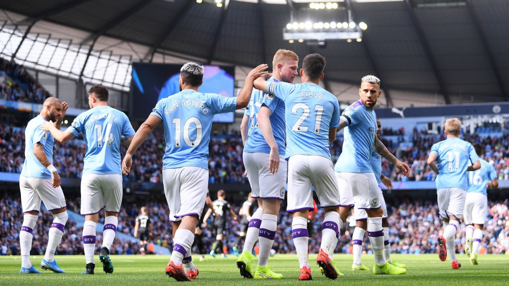 Manchester City 3-0 Aston Villa, more about the game
