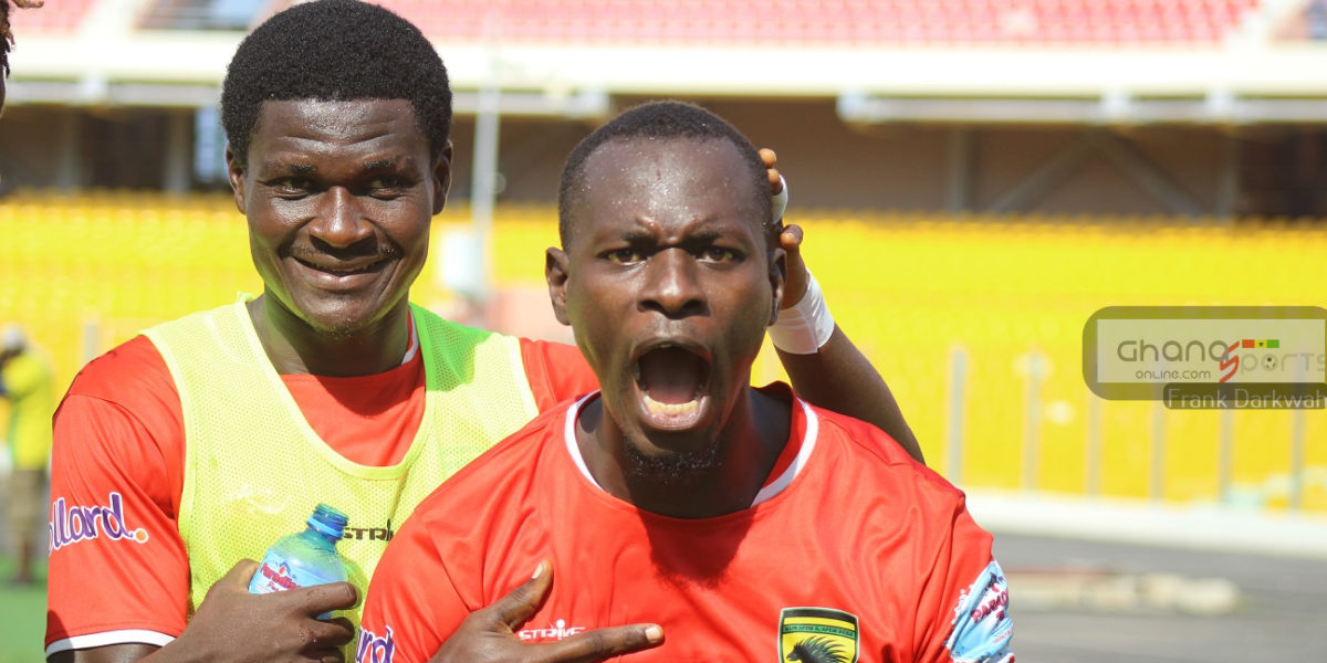CAF Confederation Cup: Kotoko 1-0 San Pedro, more about the game