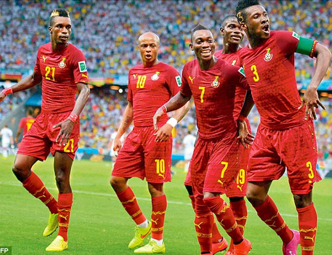 Ghana Black Stars call up 23 players to face South Africa and Sao Tome & Principe in 2021 AFCON qualifier.