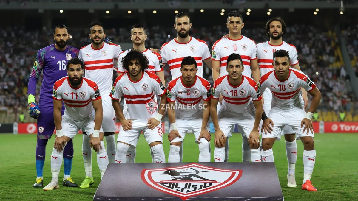 Zamalek qualify to CAF Champions League group stages after beating Generation Foot 1-0 in replay