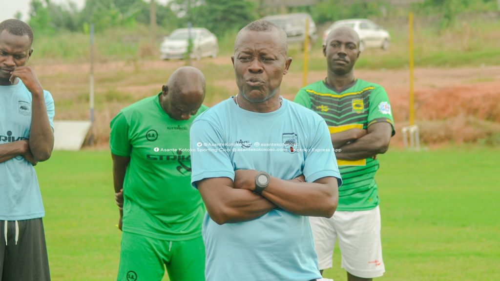 Johnson Smith impressed with Daniel Afriyie Barnieh as Kotoko is close to signing the defender from Republicans Academy