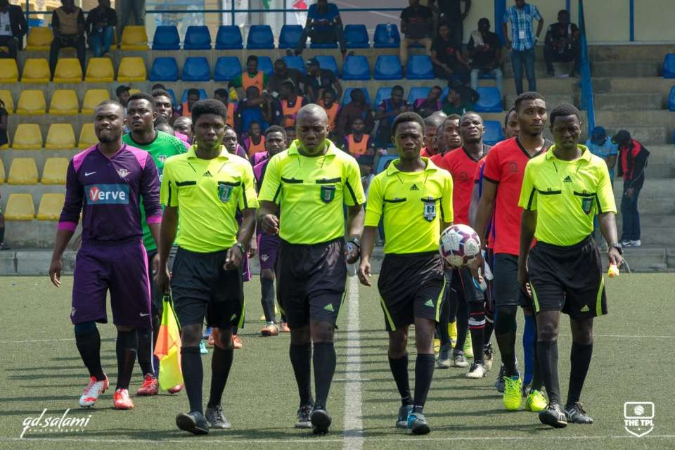 CAF name Congolese officials to handle Ghana's clash against Sao Tome and Pricipe in Sao Tome