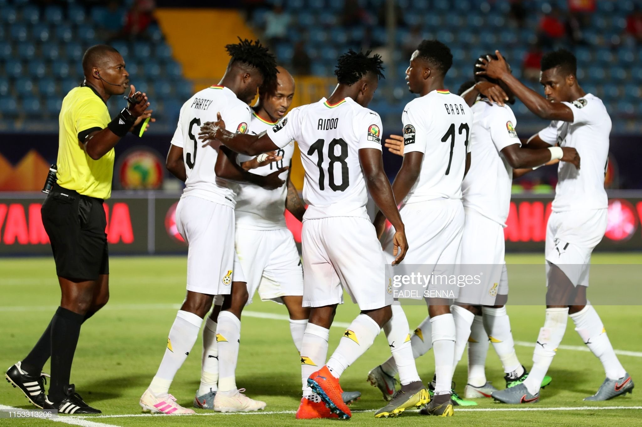 Thomas Partey and Kudus fire Ghana to first victory in 2021 AFCON qualifiers after a 2-0 win over South Africa