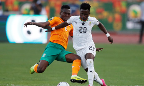 U-23 AFCON: Ivory Coast 2-2 Ghana (3-2 on penalties), more about the game