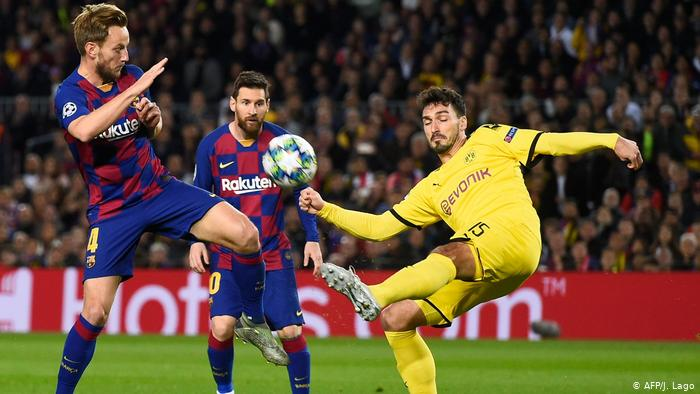 CHAMPIONS LEAGUE- Barcelona 3-1 Dortmund, more about the game