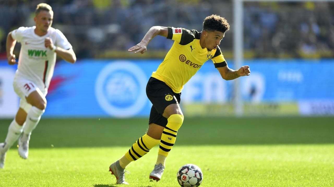 BREAKING: Dortmund to listen to offers for Jadon Sancho in January, according to the Independent.
