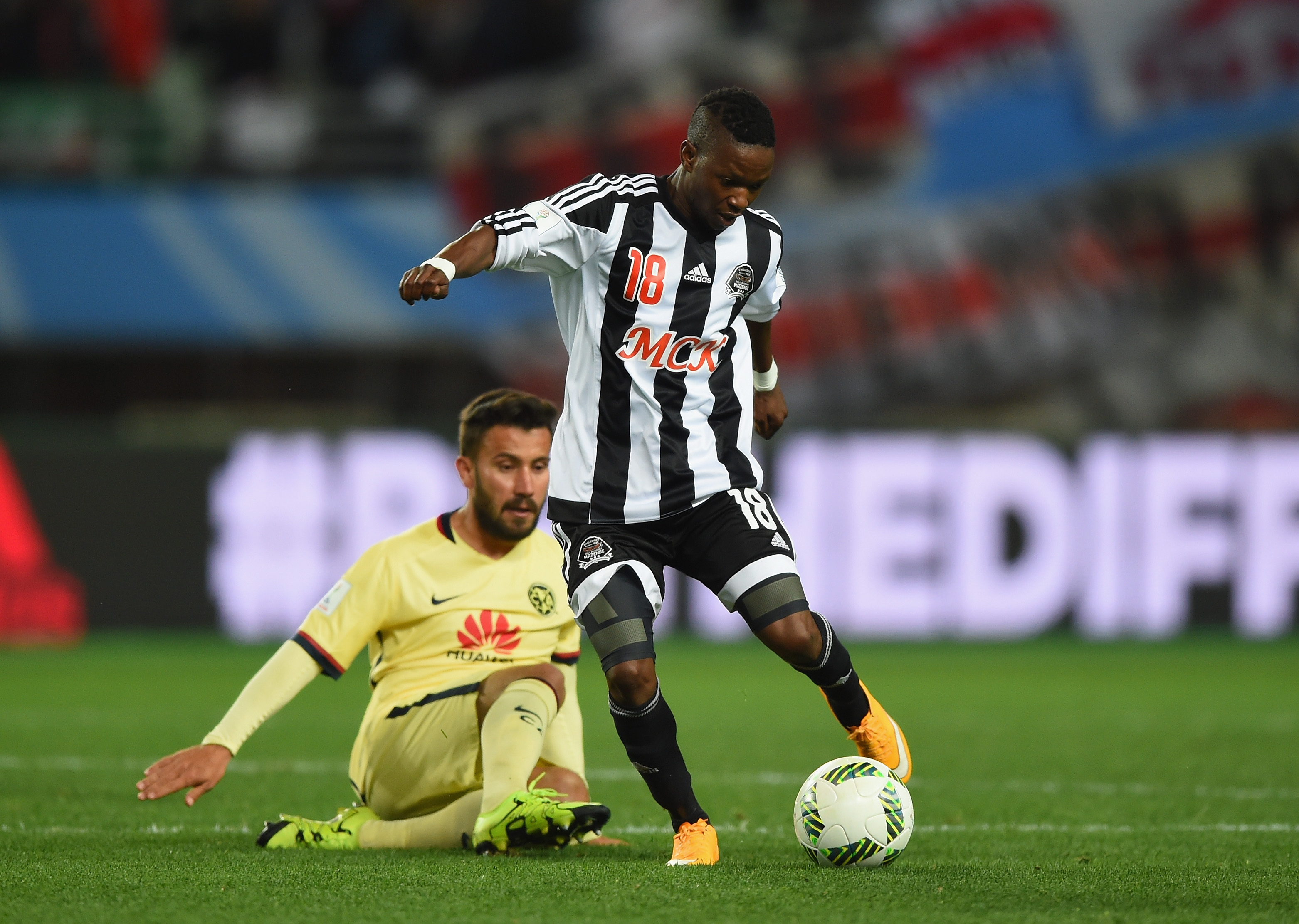 EXCLUSIVE: TP Mazembe captain Rainford Kalaba ruled out in CAF Champions League game against Zamalek