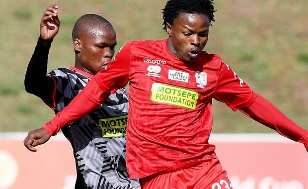 KAIZER CHIEFS reportedly chasing JDR Stars' Moeketsi Makhanya ahead of a possible transfer despite Makhanya signing a new deal weeks ago