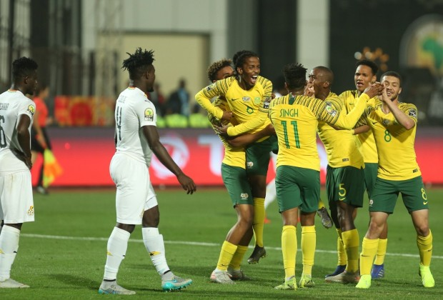 U-23 AFCON: South Africa 2-2 Ghana (6-5 on penalties), S.A edge past Ghana in third-place clash
