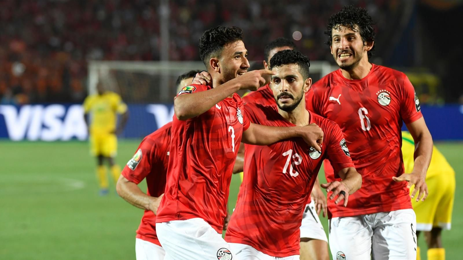 Kenya hold Egypt to a 1-1 draw in first AFCON qualifying game at Alexandre