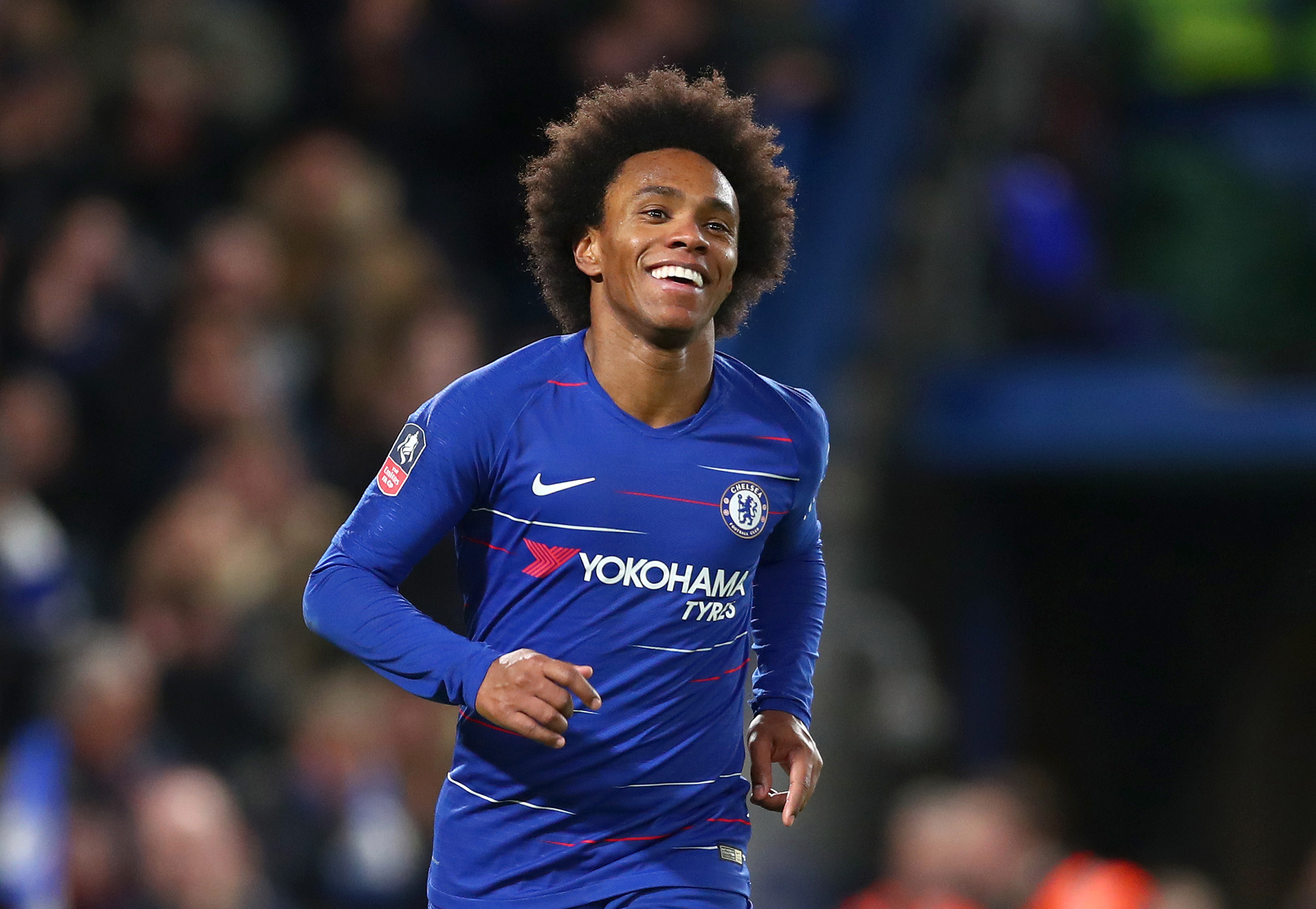 Barcelona have renew interest in signing Willian from Chelsea, Mundo Deportivo