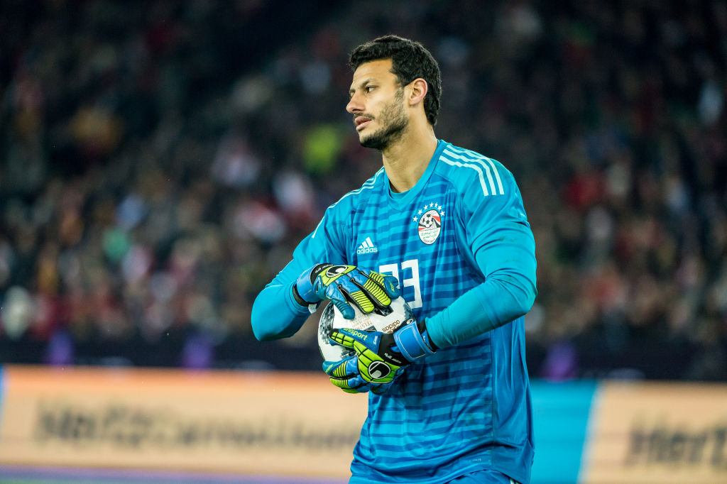 Al Ahly keeper eyeing revenge in Champions League