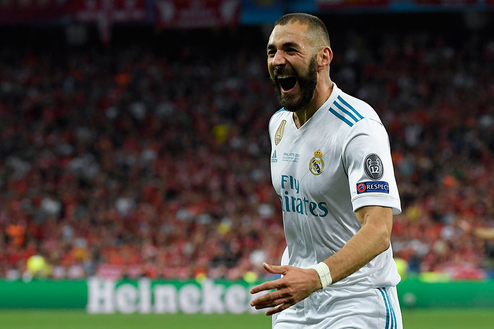 Karim Benzema plays down milestone of reaching 50 goals in Champions League for Real Madrid