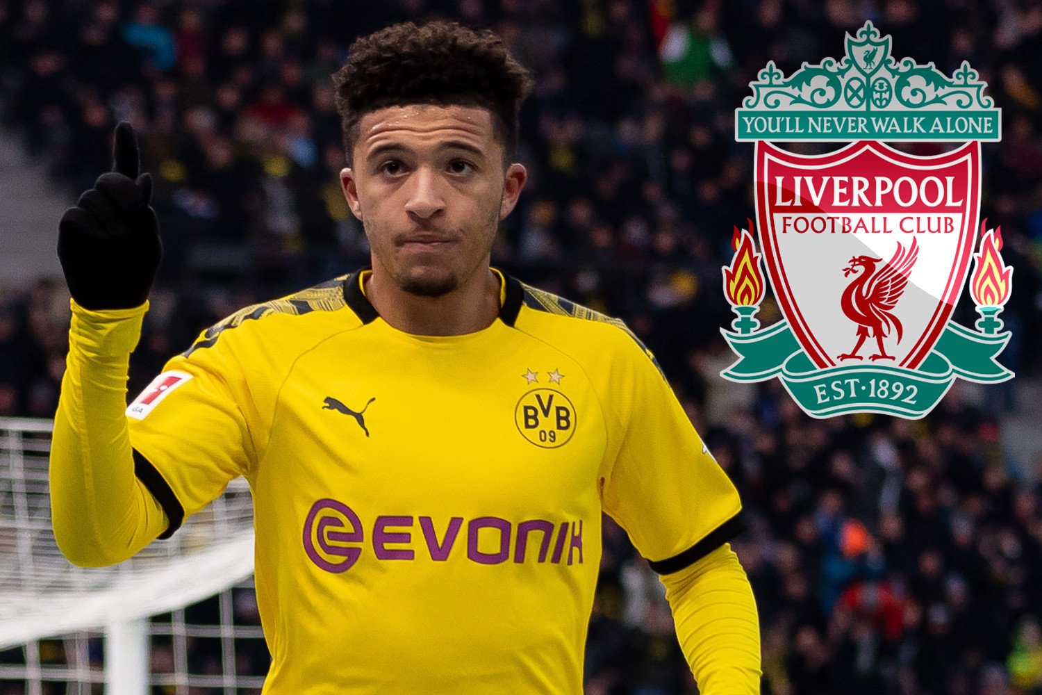 BREAKING: Liverpool favourites for Sancho as English pushes January move away from Dortmund