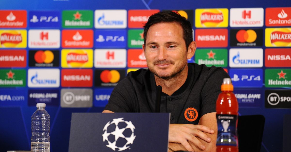ONE of the difficulties for Frank Lampard this season has been keeping all his strikers happy.