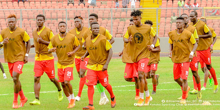 Asante Kotoko and Ash Gold make cut in African best 50 ranking clubs whiles Hearts of Oak miss out