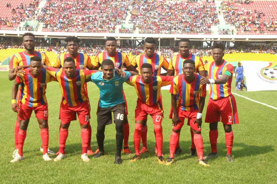 Mitchelle Sarpong lone strike for Hearts of Oak sink Togolese side Etoile Filante in Lome