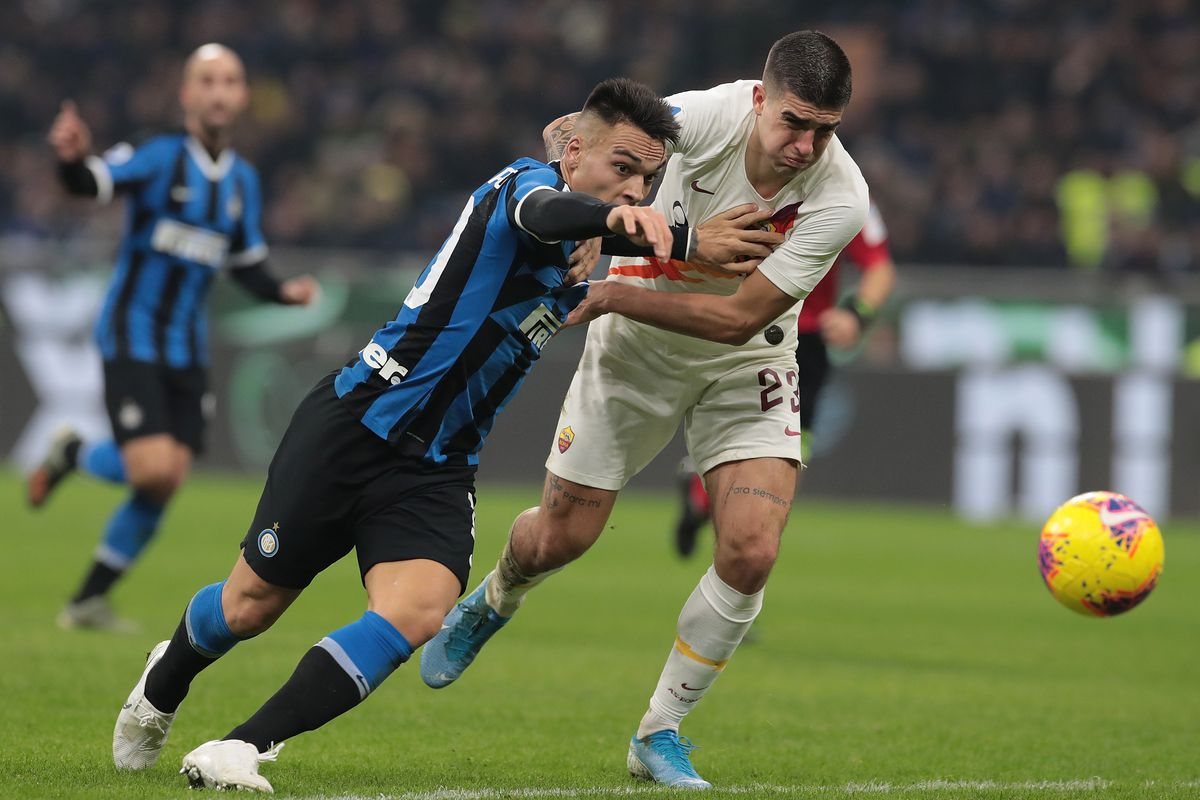 Serie A leaders Inter Milan missed the chance to move four points clear at the summit after being held to a goalless draw by Roma at the San Siro.