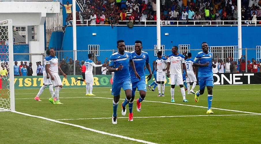 Enyimba salvage by second half Usule strike after a tough clash against San Pedro in Confederation Cup