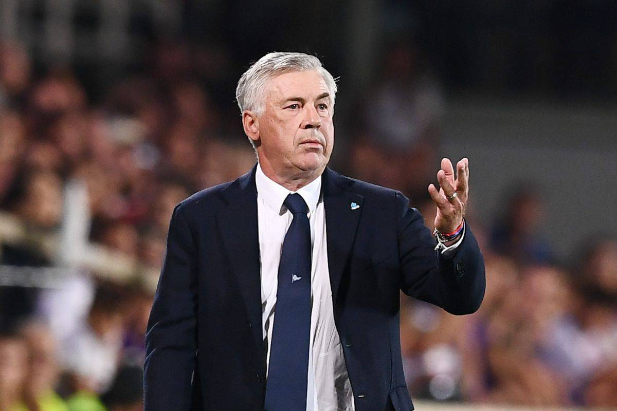 Everton considering appointing Carlo Ancelotti as boss after the Italian sacked by Napoli last night