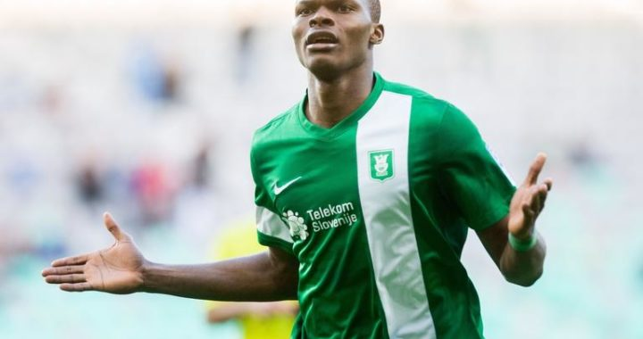 Al Ahly planning to swoop FC Luzern and Nigerian forward Blessing Eleke in January to add bit to their misfiring attacking force