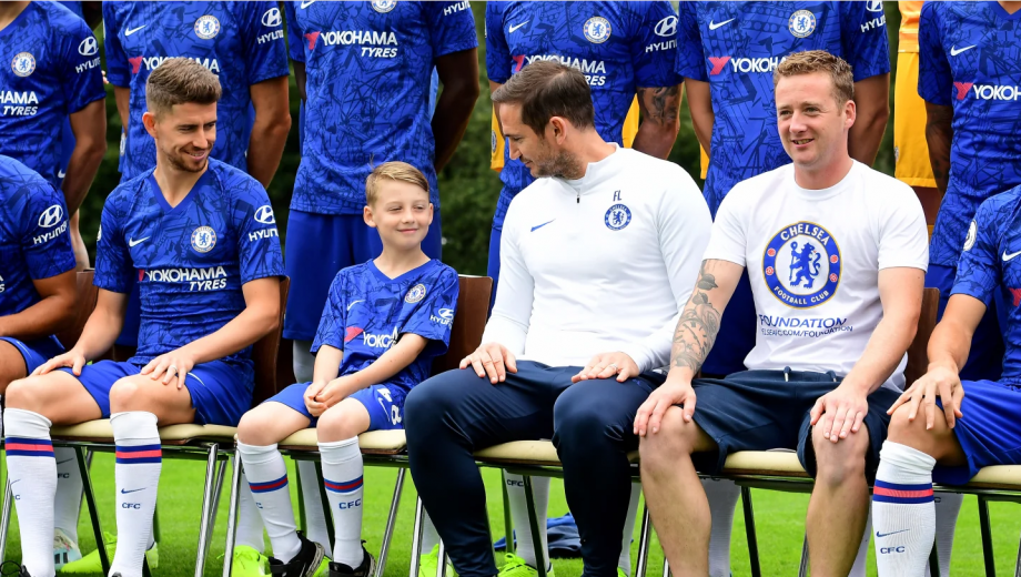 CHELSEA have been revealed as the most charitable club in England, recent figures have shown.