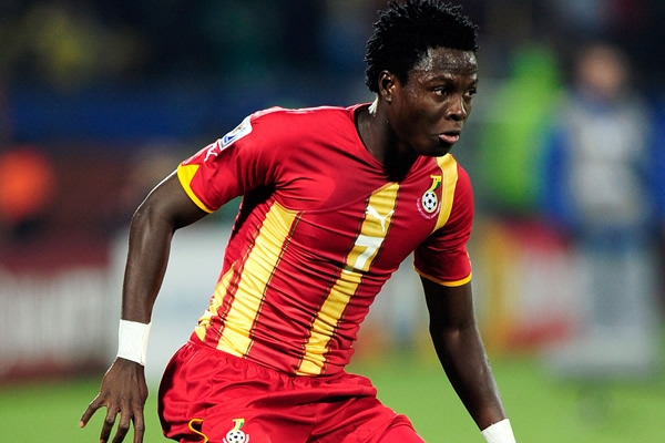 Former Black Stars defender Samuel Inkoom terminates contract with Bulgarian side Dunav Ruse after 12 months