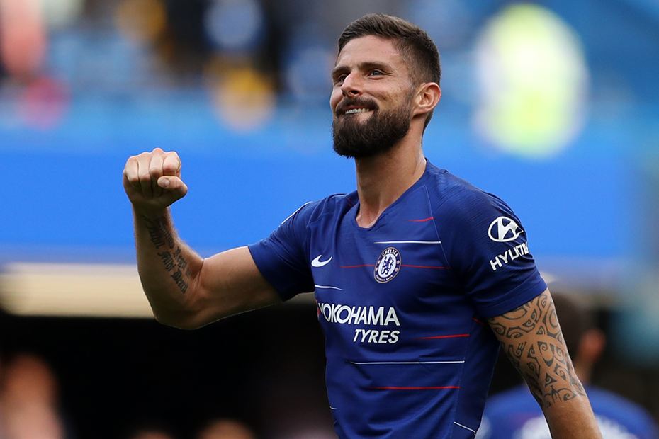 Inter Milan close to signing Olivier Giroud from Chelsea this January