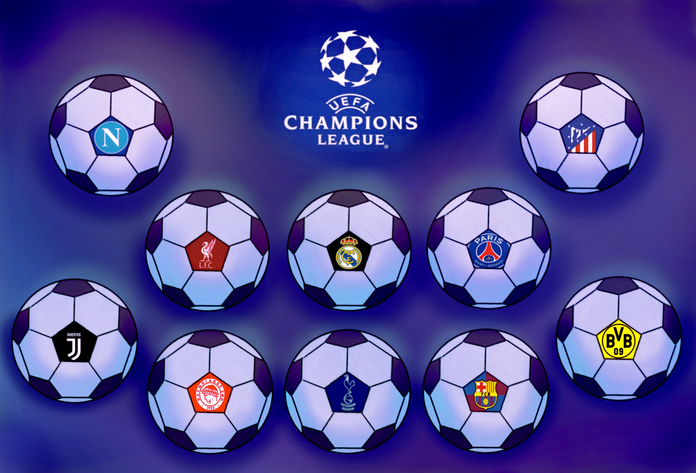 UEFA Champions League Round 16 Draw, Liverpool, Man City and Chelsea handed tough clashes
