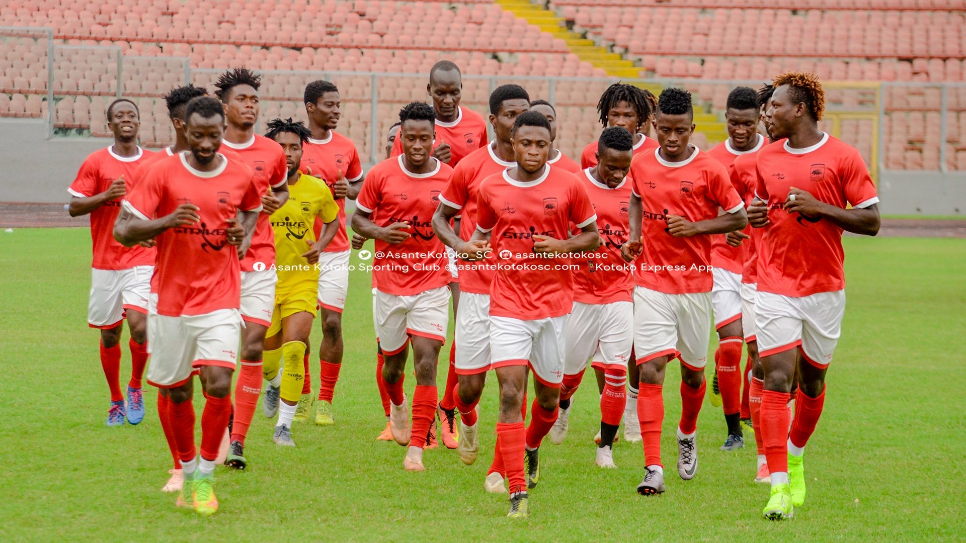 Maxwell Konadu's first game ends 3-3 draw against Division One side Asokwa Deportivo as George Abege and Yacouba on target for Kotoko