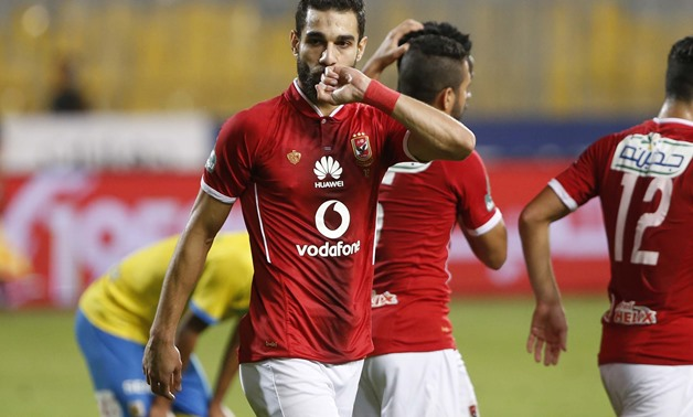 Al Ahly beat Ismaily 1-0 to extend their unbeaten run in the Egyptian Premier League to seven games