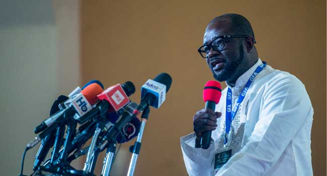 """Kurt Okraku: """"My Election was not a personal victory for me"""" as GFA President Calls for Stakeholders support to develop Ghana football"""