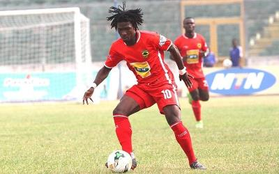 Three African giants in for Asante Kotoko talisman Songne Yacouba amid the Burkinabe's departure in January