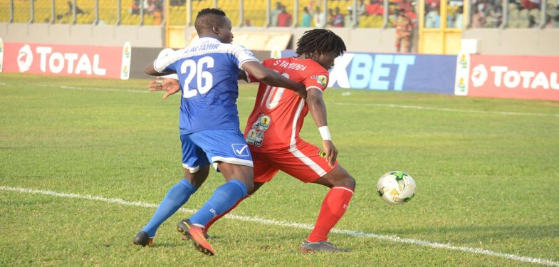 SONGNE YACOUBA is reportedly demanding a yearly salary of US$150,000 before he commits future to Kotoko