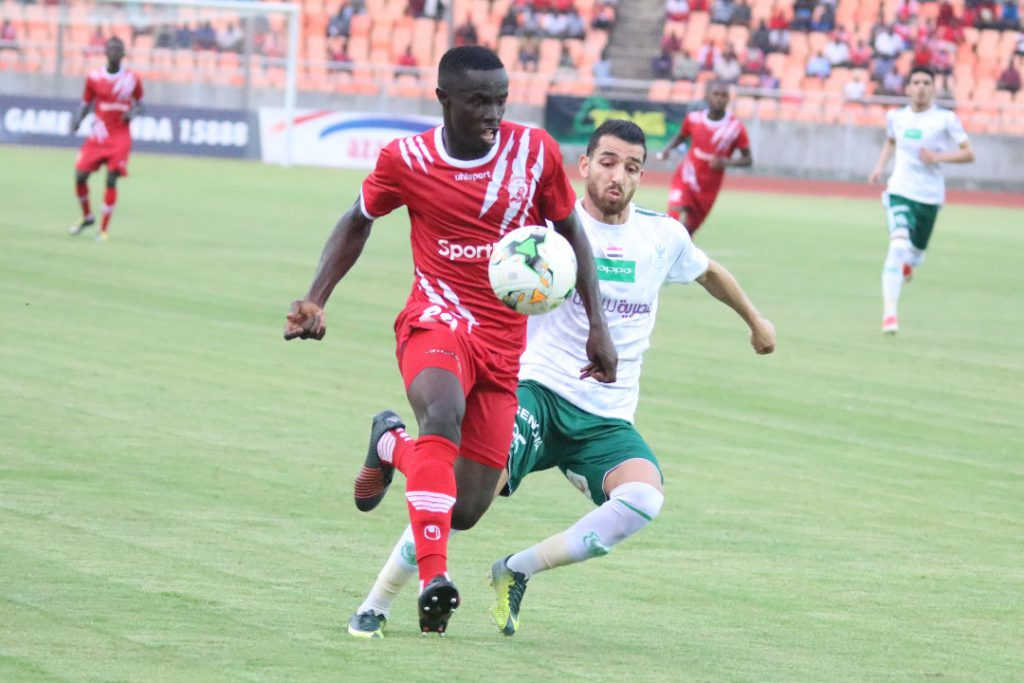 Blow for Asante Kotoko as Aduana Stars complete the signing of Nicholas Gyan on the three year deal