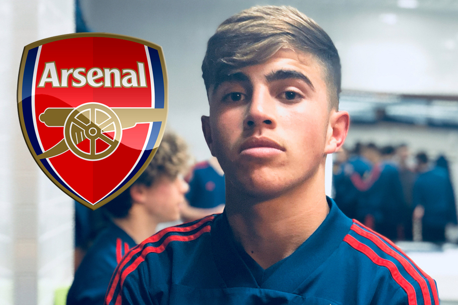 Mikel Arteta identifies Sevilla Antonio Zarzana as transfer target, and could be first signing for the Arsenal manager