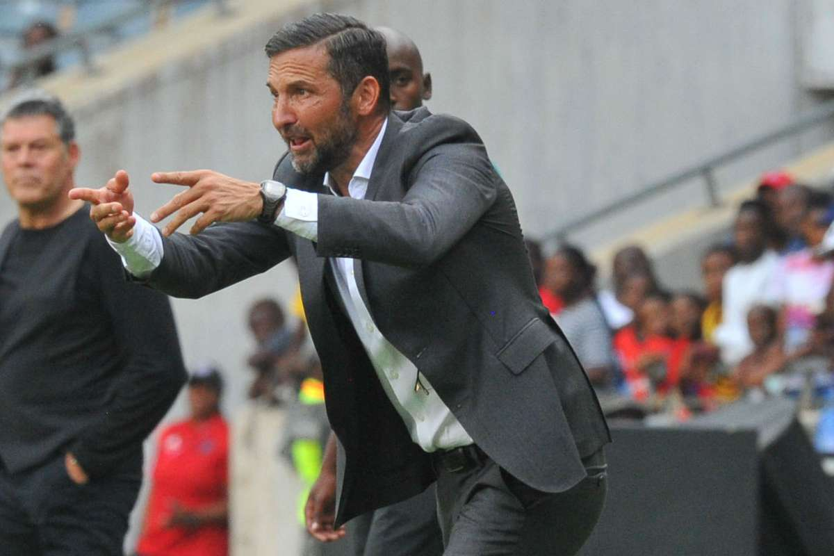 """""""Orlando Pirates is a big club in Africa, and Pirates need to improve tactically""""- New manager Josef Zinnbauer"""