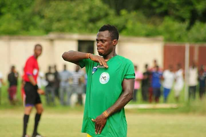 CONFIRMED Sam Adams joins Asante Kotoko on a two year deal