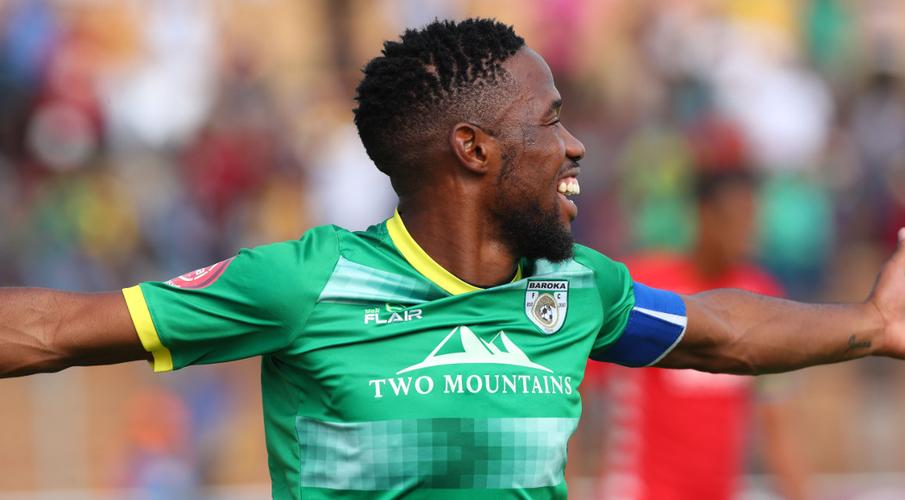 South African outfits Cape Town City complete the signing of Mduduzi Mdantsane from Baroko FC
