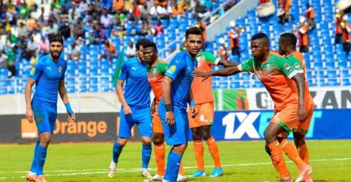 ZESCO United and Zamalek share the spoils in CAF Champions League after a 1-1 draw in Ndola