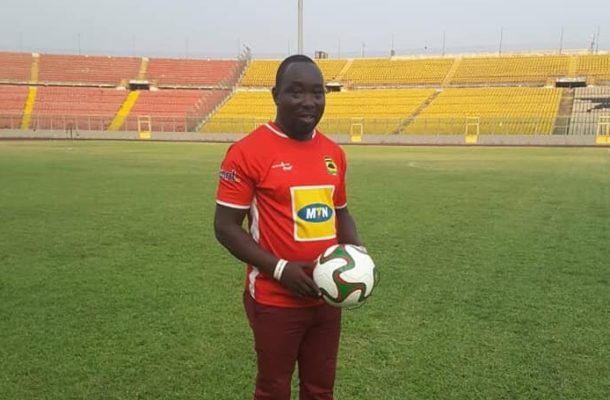 Asante Kotoko supporter Seth Nii Darko set to appear before GFA Ethics Committee on Friday