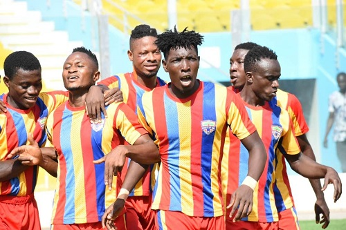 BLOW for Hearts of Oak in epic clash against Asante Kotoko as forward Joseph Esso remains doubtful to face rivals