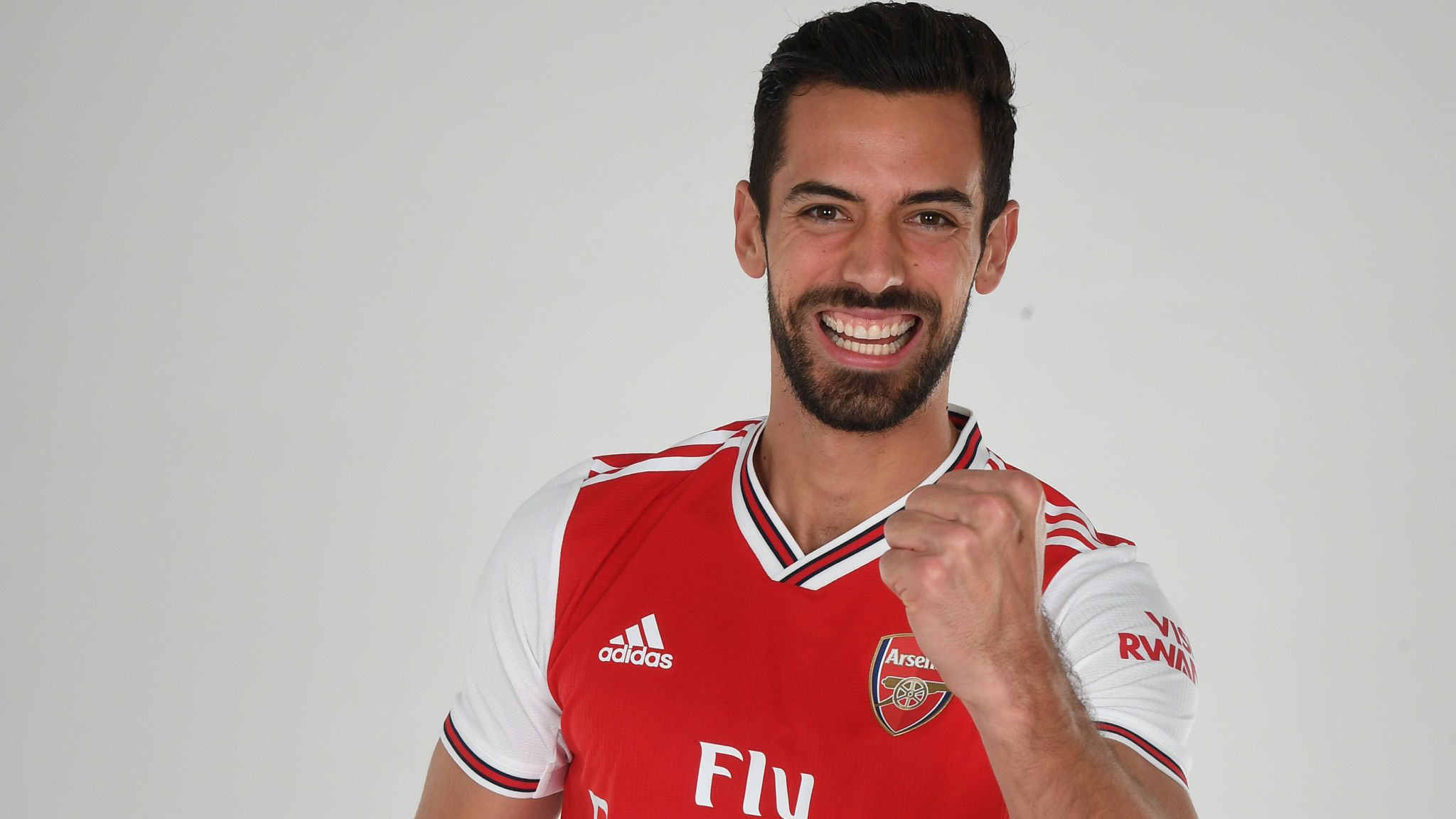 CONFIRMED: Arsenal announce Pablo Mari signing on loan from Flamengo