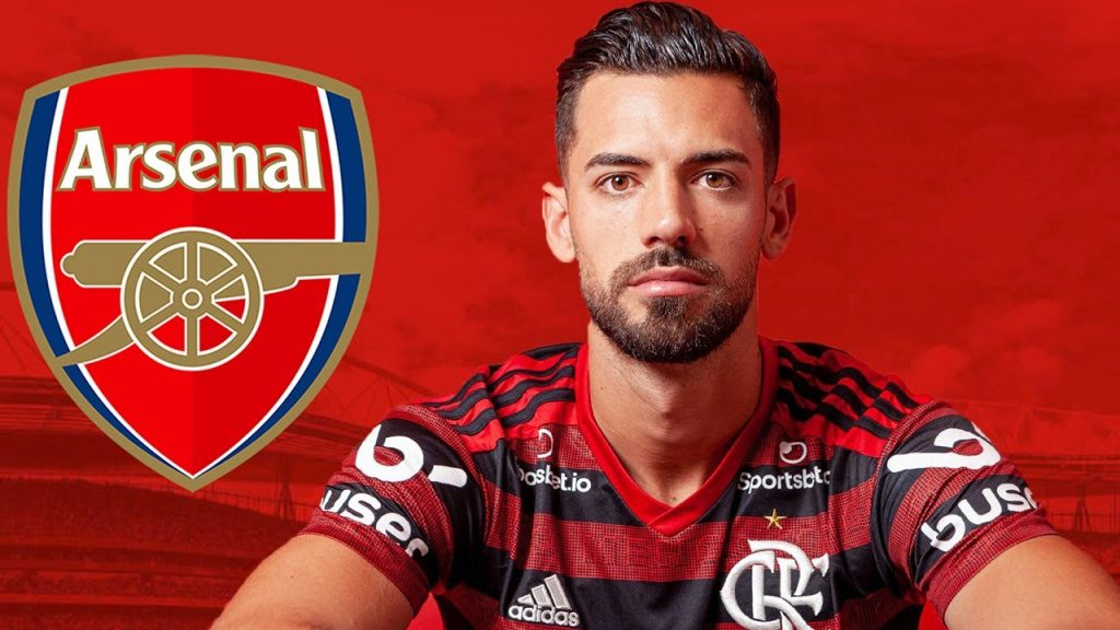 EXCLUSIVE: Arsenal new signing Pablo Mari first words as a Gunner, 'conversations started a couple of weeks ago and this is one of the best clubs in the world'