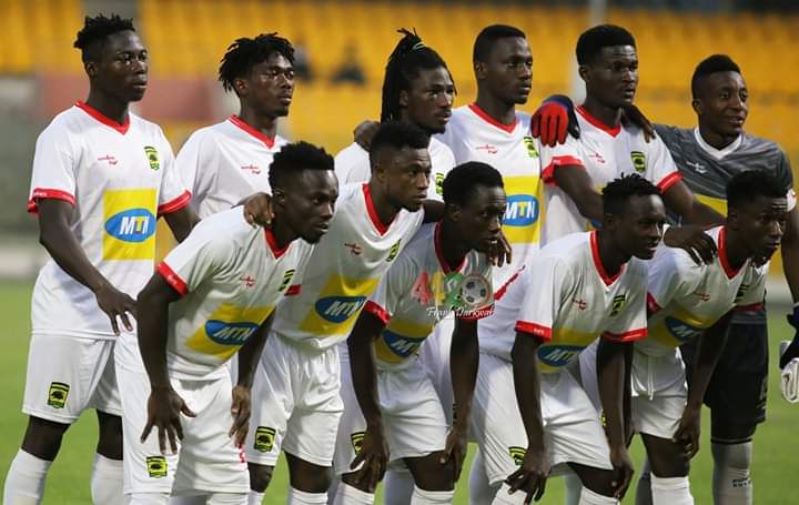 Asante Kotoko release Justice Blay, Emmanuel Gyamfi and Christopher Nettey to contest for Player of the month January 2020