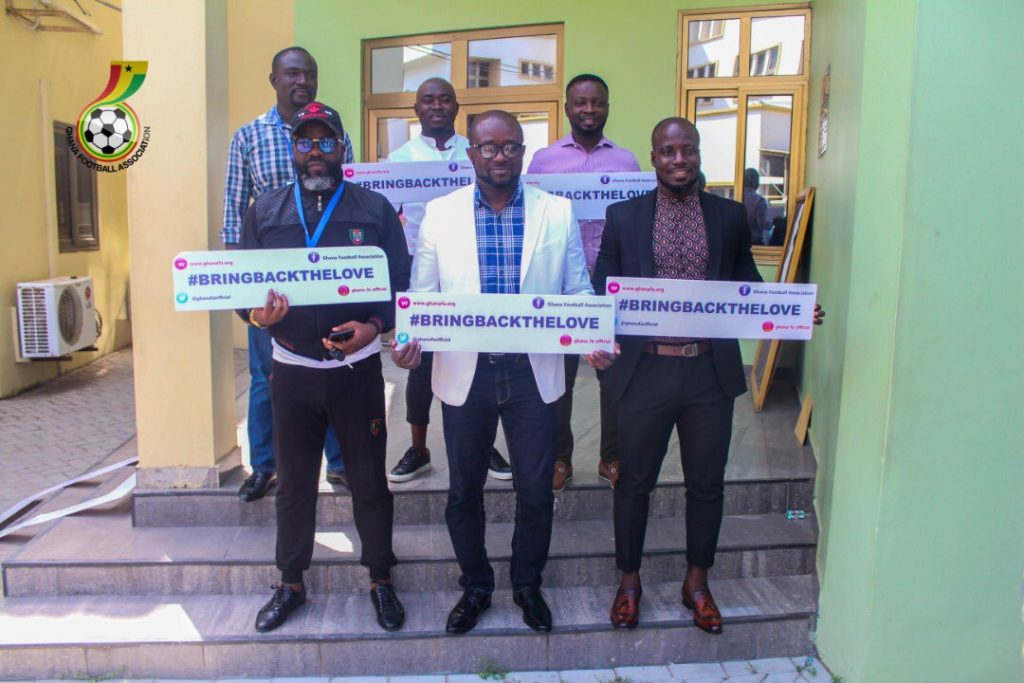 Ghana Football Association International Relations Committee completes a successful maiden meeting on Friday